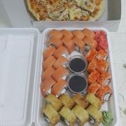 Доставка суши в Астане №1