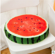 Мягкие подушки в виде 3D фруктов