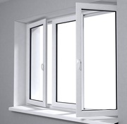 Окна Двери Витражи из пластика и алюминия