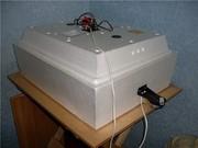Инкубатор Золушка на 98 яиц с автоматическим переворотом (12/220В)