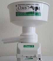 Сепаратор для молока Омь-3