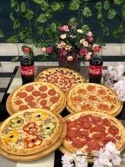 Вкусная пицца в Алматы с оперативной доставкой