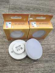 Лампочка светодиодная,  GX53 8W  Теплый белый,  нейтральный белый